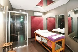 Room 1 at Bliss on Crown Massage